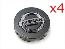 4 x Nissan Xterra Titan Pathfinder 40342-EA210 Hubcap Center Cap COLOR: GREY