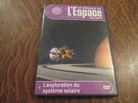 dvd la conquete de l'espace la collection volume 9 l'exploration du systeme sola