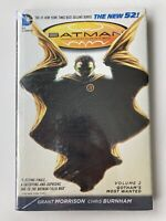 Batman Incorporated Vol 2: Gotham's Most Wanted - DC Comics Hardcover NEW SEALED