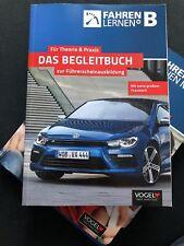 Fahren lernen B Das Begleitbuch Führerscheinausbildung | VOGEL Verlag | Auto