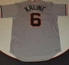 NWOT Al Kaline Cooperstown Collection Baseball Jersey Detroit Tigers Size M