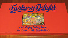 """THE MOST EXCITING SEXY FANTASY ROLE PLAYING BOARD GAME EVER - """"FANTASY DELIGHT""""!"""
