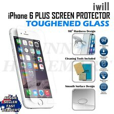 iwill Apple iPhone 6 plus Premium anti scratch Tempered Glass protector