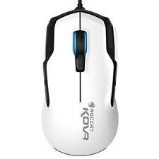 [ROCCAT] KOVA - PURE PERFORMANCE GAMING MOUSE, USB, 7000DPI, RGB Color, White
