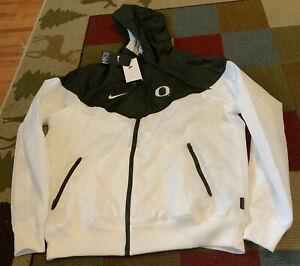 Nike Oregon Ducks Windrunner 2021 Men's Size: Large NWT 2021 Eggshell Loose Fit