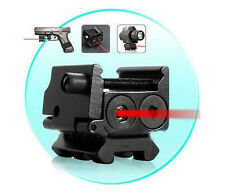 Sporting Original Red Laser Dot Sight Scope 20MM Rail Picatinny Mount For Pistol