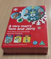 A Very Merry Tom and Jerry Collection [DVD] [2008] - DVD