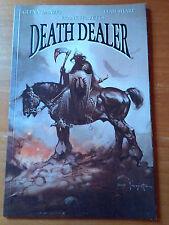 DEATH DEALER # 3 April 1997 Frank Frazetta cover Adult comics Verotik