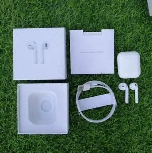 OEM Airpods 2nd Generation with wireless charging case