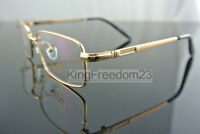 Fashion Men Metal Myopia Eyeglass Frames Full Rim Glasses Rx able Eyewear 40