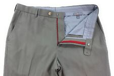 Peter Millar Wicking Pants Mens 35x30 Houndstooth Golf Pants