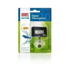 Juwel Aquarium Digital Thermometer For Fish Tank Temperature Inc. Batteries HD