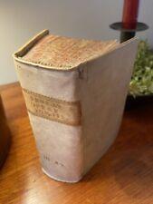 New listing Italian Book Senecae Opere. Mdcxliii. Tom. Iii. 1643 Book