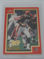 1999 Score 10th Anniversary #116 Carl Pickens Cincinnati Bengals Card 1619/1989