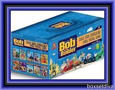 BOB THE BUILDER - DVD TOOL BOX * COLLECTION 1 - 10 * BRAND NEW DVD BOXSET