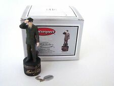 Phb Midwest of Cannon Falls Hinged Box Elvis Presley In The Army with Dog Tag