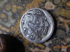 Hobo Nickel Indan Head Scroll Work Hand Engraved