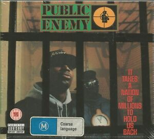PUBLIC ENEMY - IT TAKES A NATION OF MILLIONS TO HOLD US BACK. /   2CD/DVD DELUXE