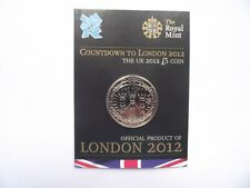 More details for london countdown £5 the 2012 coin, becoming hard to find