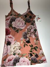 Flora Nikrooz Chemise Canyon Floral NWT Size XS Nightgown Lingerie