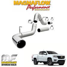 "MAGNAFLOW 3.5"" DPF Back Exhaust System 2016-2018 Chevy Colorado 2.8L Diesel"