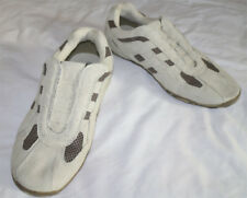 "Beige Athletic Running Shoes by ""Spring"", size 44 EU (10.5 US)."