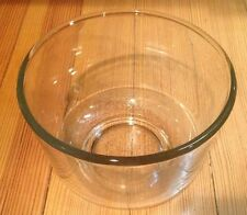 Vintage Sunbeam Mixmaster Mixer Model 01401 Part, Small Glass Mixing Bowl MINT!