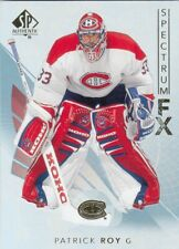 PATRICK ROY NO:S-38 SPECTRUM FX in SP AUTHENTIC 2017-18