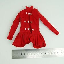 LB-24 1/6 Scale HOT Female Jacket Red TOYS (X56-02)