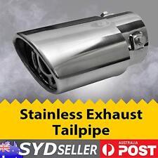 Car Stainless Steel Exhaust Dump Tailpipe Muffler Tip For Suzuki Liana Swift SX4