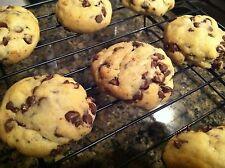 Gluten Free Classic Chocolate Chip Cookies - Homemade - One Dozen