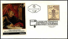 Austria 1971 Notarial Statute Cent. Congress FDC First Day Cover #C36408