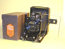 Zeiss Ideal 225 - Top-of-the-line Folding Bed Camera in extremely good condition