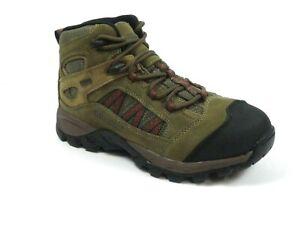 Wolverine Men's Blackledge FX Sport Waterproof Hiking Brindle/Red Boots W20282