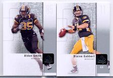 Blaine Gabbert Aldon Smith Missouri Rookie Standouts 2-card Lot 2011SP Football