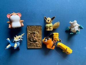 Pokemon Figures Bundle