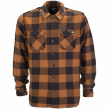 Karierte Herren-Freizeithemden & -Shirts in normaler Größe Hemd-Stil