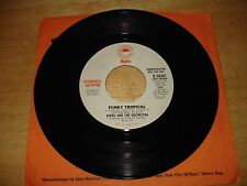 Biddu And The Orchestra - Funky Tropical (45rpm, 1977) Funk Rare Promo VG/VG