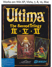 Ultima: The Second Trilogy PC Mac Game