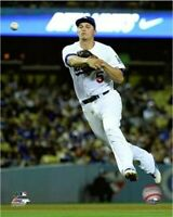"Corey Seager Los Angeles Dodgers MLB Action Photo (Size: 8"" x 10"")"