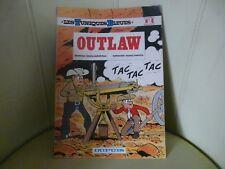 Les Tuniques Bleues n°4 outlaw édition originale souple EO 1977