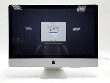 "Apple iMac A1312 EMC 2308 27"" AIO Computer i7 2.8GHz QC 4GB 1TB Late 2009 PARTS"