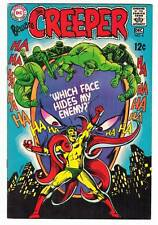 Beware The Creeper #4 - 1968 - Dc Comics - Steve Ditko - Very Fine