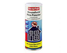 Beaphar Household Flea Powder - Insecticidal Rug & Carpet Powder, 300g