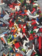 LEGO 1000g 1 Kg Misti Mattoni, Parti e Pezzi-Tutti puliti e originale-bulk