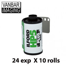 HP5+  400 24 exp  (10 rolls)