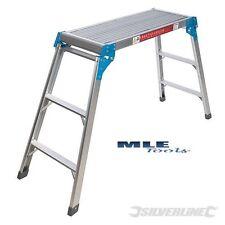 Silverline Step Up Platform 150kg 820 x 300 - 800mm high hop up steps 537366