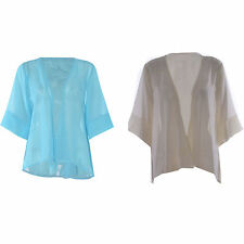 Short Sleeve Polyester None Jumpers & Cardigans for Women