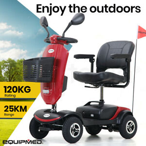 【EXTRA15%OFF】EQUIPMED Mobility Scooter For Elderly Motorized Electric Older