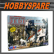 MPC STAR WARS RETURN OF THE JEDI: AT-ST MODEL KIT NEW OLD STOCK 1-1976